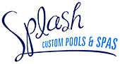 Splash Custom Pools & Spas logo