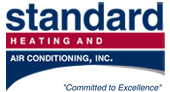 Standard Heating & Air Conditioning logo
