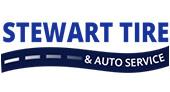 Stewart Tire & Auto Service logo