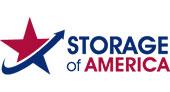 Storage of America logo