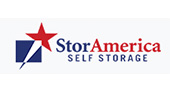 StorAmerica Self Storage logo