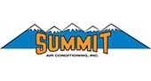 Summit Air Conditioning logo