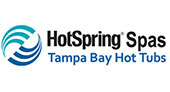 Tampa Bay Spas and Hot Tubs logo