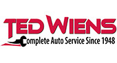 Ted Wiens Tires & Auto logo