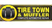 Tire Town & Muffler logo
