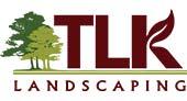 TLK Landscaping logo