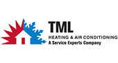 TML Heating and Air Conditioning logo