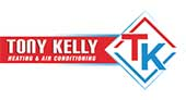 Tony Kelly Heating & Air Conditioning logo