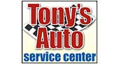 Tony's Auto Service Center logo