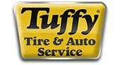 Tuffy Tire & Auto Service Center logo