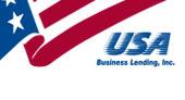 USA Business Lending logo