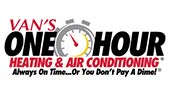Van's One Hour Heating and Air Conditioning
