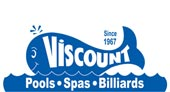 Viscount Pools logo