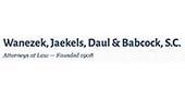 Wanezek, Jaekels, Daul & Babcoc logo