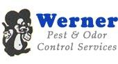 Werner Pest & Odor Control Services logo
