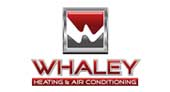 Whaley Heating & Air Conditioning logo