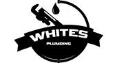 White's Plumbing logo
