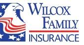 Wilcox Family Insurance logo