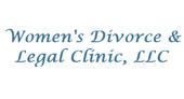 Women's Divorce & Legal Clinic, LLC logo