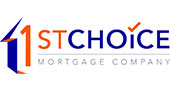 1st Choice Mortgage Company logo