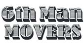 6th Man Movers logo