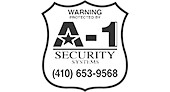 A-1 Security Systems logo