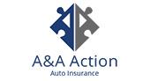A & A Action logo
