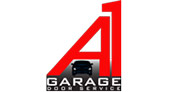 A1 Garage Doors logo