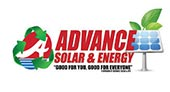 Advance Solar & Spa logo
