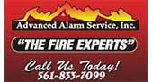 Advanced Alarm Service, Inc. logo