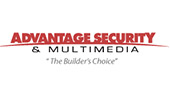 Advantage Security & Multimedia logo