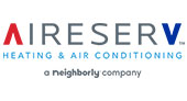 Aireserv Heating & Air Conditioning logo