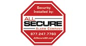 All Secure logo