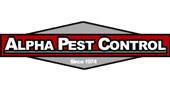Alpha Pest Control logo