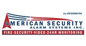 American Security Alarm Systems, Inc. logo