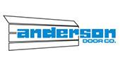 Anderson Door Co. logo