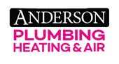 Anderson Plumbing Heating & Air logo