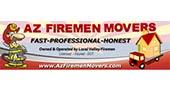 AZ Firemen Movers logo