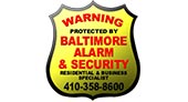 Baltimore Alarm & Security Inc. logo