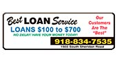Best Loan Service