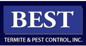 Best Termite & Pest Control, Inc. logo