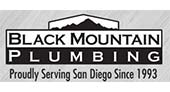 Black Mountain Plumbing logo
