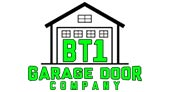 BT1 Garage Door Company logo