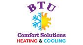 BTU Comfort Solutions logo