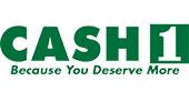 Cash 1 Loans logo