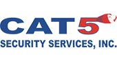 Cat5 Security Services logo