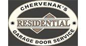 Chervenak's Garage Door Service logo