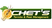 Chet's Termite & Pest Management logo
