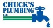 Chuck's Plumbing logo
