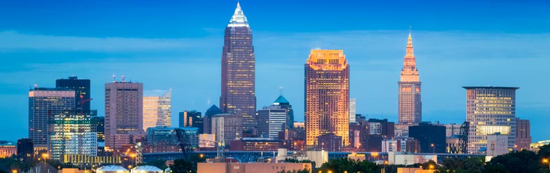 cleveland debt consolidation skyline